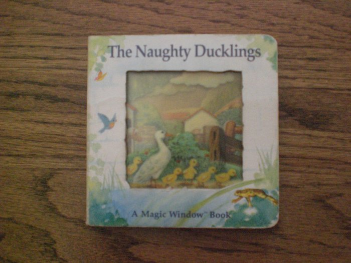 The Naughty Ducklings