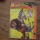 Madagascar Activity Book and Origami