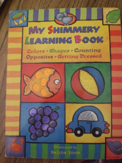 My Shimmery Learning Book