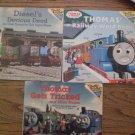 Three Thomas the Tank Books