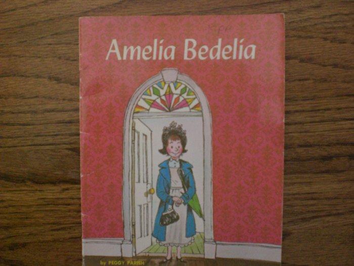 An Old Amelia Bedilia Book 1963