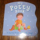 My Potty Book A Potty Book For Little Boys