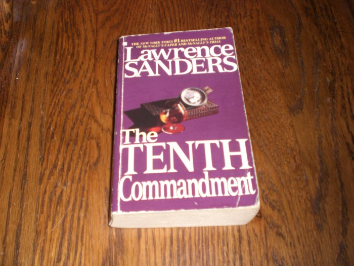 The Tenth Commandment By Lawrence Sanders