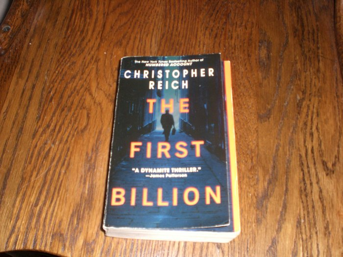 The First Billion By Christopher Reich