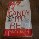 Candy Apple Red By Nancy Bush Autographed By Author