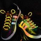 LED Lighted Shoelaces- Yellow