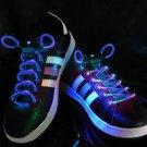 LED Lighted Shoelaces- Blue