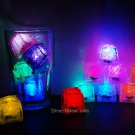 Set of 15 Litecubes Brand DELUXE SAMPLER PACK Light up LED Ice Cubes