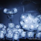 Set of 48 Litecubes WHITE Light up LED Ice Cubes