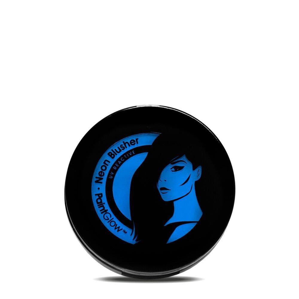 PaintGlow UV Blue Blacklight Reactive Blusher