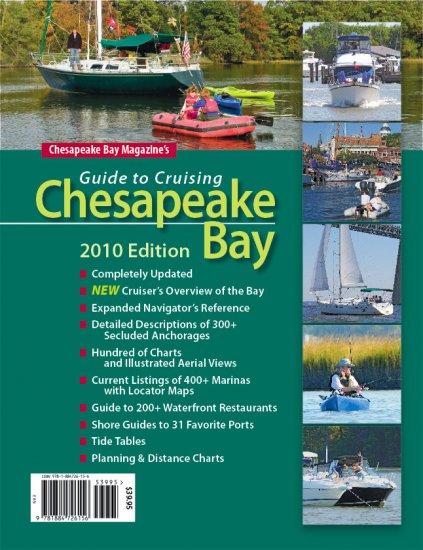 2010 Guide to Cruising Chesapeake