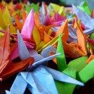 Love Cranes 100 Pieces