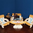 Table Set 3 Chairs