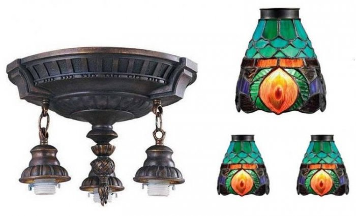 Special Ceiling Fixture