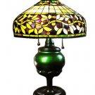 Elegant Ivy Table Tiffany Styled Lamp