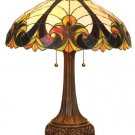 Victorian Design Tiffany Table Lamp