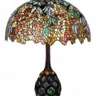 Wisteria Design Tiffany Styled Table Lamp