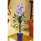 Silk Vanda Orchid Arrangement