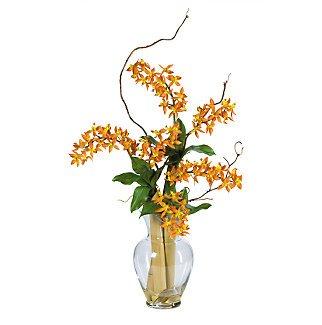 Triple Mini Sac Orchid Liquid Illusion - Orange