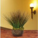 Potted Onion Grass Silk Plant
