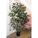 4Ft Ficus Silk Tree