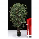 4Ft Potted Similax Silk Tree