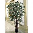 4Ft Ruscus Silk Tree