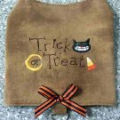 TRICK OR TREAT Dog Harness Shirt