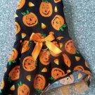 Halloween PUMPKIN Dog Clothes Dress ~ 3 Sizes Available