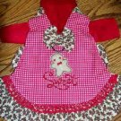 SWEET Ginger Dog Clothes Dress XS-SM