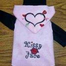 Valentine Snuggly Vest: XXS, XS, SM & Med Dog Clothes