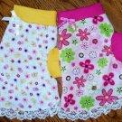 T Shirt Night Gown Dog Clothes  /  Dog Shirt Pajamas