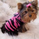 BLACK FLIPS Snuggly Dog Clothes XXS,XS or SM