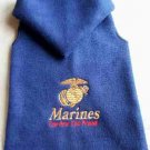 U. S MARINES Dog Clothes Snuggly - XS or SM