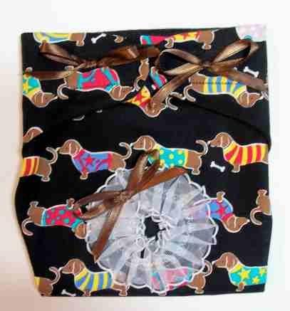 Doxi Dog Panty Diaper - XXS, XS, or SM