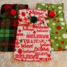 Christmas Dog Clothes Snuggly XXXS - SM