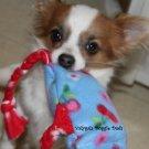 Bottle Baby Dog Toy - GO GREEN
