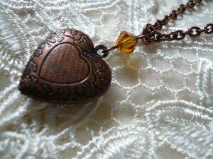 Autumn Maple Necklace