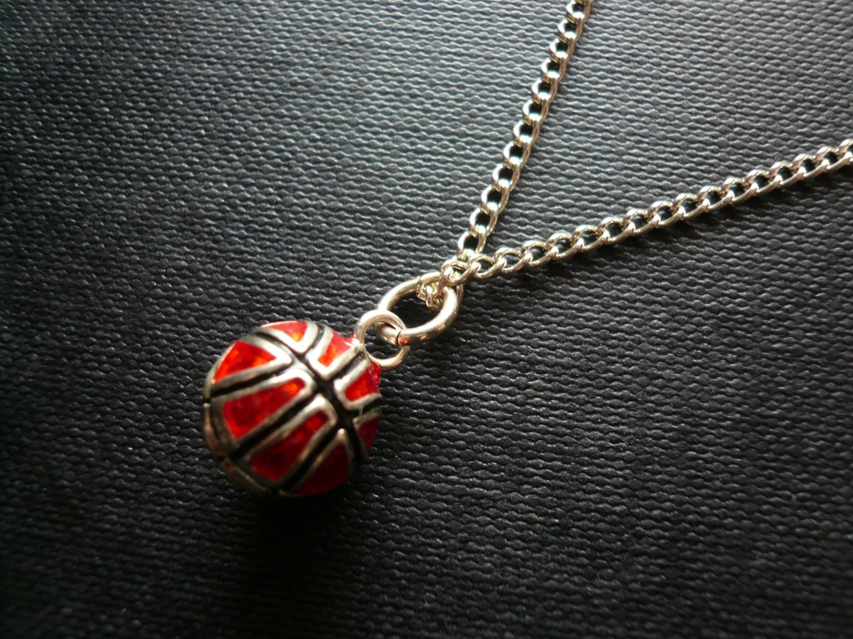 Basketball Sports Necklace