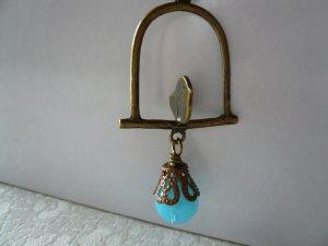 Bird's Swing Necklace
