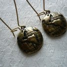 Gold Universe Earrings