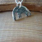 Mini Elephant Short Necklace