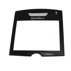 NEW BlackBerry 8800 8830 LCD Lens Screen Glass Black