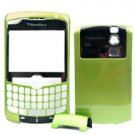 BlackBerry Curve 8300 8310 8320 Housing Faceplate Cover Green