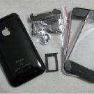 Black Full Housing Case Cover For iPhone 3G 8GB