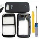 Full Nokia E63 Black Housing Cover + Tools