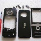 Full Housing Cover FOR Nokia N78 Keypad Tool Black