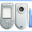 Nokia 6630 Silver Housing Cover Nokia Fascia