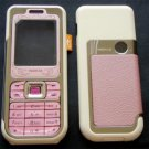 Nokia 7360 Pink Housing Faceplate Cover