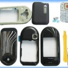 Nokia 7370 Black Fascia Housing Cover + Keypad Tools